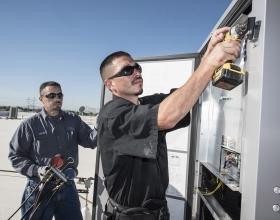 Commercial HVAC Services Santa Fe