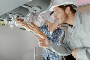 Professional Mechanical Contractor performing AC Repair in NM