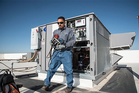Commercial Air Conditioning Service in Rio Rancho